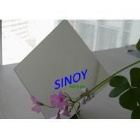 China 5mm Clear Aluminium Glass Mirror For Furniture / Sliding Doors / Wardrobe / Cabinets factory