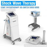 Buy cheap Physiotherapy ESWT Shockwave Therapy Machine , Shockwave Therapy For Kidney Stones from Wholesalers