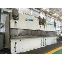 650 Ton CNC Electric Hydraulic Proportion Press Brake In Tandem Model For Pole Bending