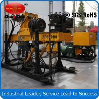 Buy cheap ZDY-1250 Mining Tunnel Drilling Machine from Wholesalers