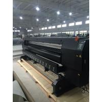 Buy cheap factory price ! 1.8m and 3.2m Eco solvent printer with double epson dx5 print head from Wholesalers