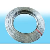 Buy cheap Evironmental Low-Carbon Galvanized Steel Tube , Hot Zinc Coated 4.76 × 0.55mm from Wholesalers