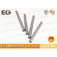 Buy cheap Small Carbon Graphite Rods 1.85 g/cm3 high Density fine grain With 6.49mm  diameter / dia Custom Size from Wholesalers