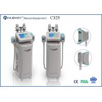 Buy cheap Multifunctional Silver Cavitation RF Cryolipolysis Slimming Machine CoolSculpting Fat Removal from Wholesalers