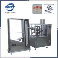 China factory price Plastic & Composite Tubes Soft Tube Filling Sealing Machine (BGNY) factory