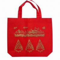China Promotional Bag, Made of Nonwoven Material, Customized Printing are Welcome factory