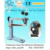 Buy cheap 400 Kg Stable Running Carton Stapler For Cardboard Box Producing 1400 X 600 X 1760mm from Wholesalers