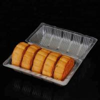 China Popular disposable baking cake folding tray food container moulding forming machine on sale