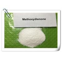 Buy cheap Methoxydienone 2322-77-2 Bodybuilding 99% Purity USP Standard Quick Effect from Wholesalers