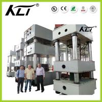 Buy cheap Customized Four-Column Hydraulic Press , 1000tons Y32 Hydraulic Pressing Machine from Wholesalers