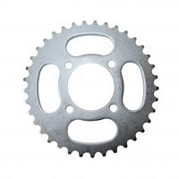Buy cheap 37 Tooth Rear Chain Sprocket Iron Material Wear Resistance For Pit Bike from Wholesalers