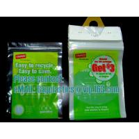 China staples, food Zip lock Reclosable Plastic Poly Clear Bags Vacuum Bag, Zip lock Zipper Top frosted plastic bags for cloth factory