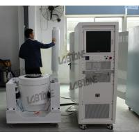 Buy cheap Air Cooled Vibration Test System Electro Dynamic Vibration Shaker Test System from Wholesalers