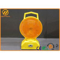 Battery Operated Warning Light Traffic Safety Equipment Waterproof Road Construction Warning Lights