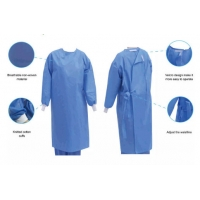 China Nonwoven Disposable Medical Protective Gowns on sale
