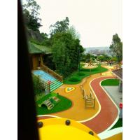 China Anti Slipping EPDM Rubber Flooring For Playgrounds , Kindergartens factory