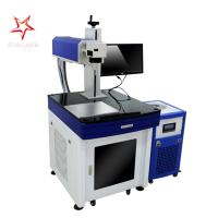 Buy cheap Metal Material UV Laser Marking Machine Rapid Speed With Long Life Span from Wholesalers