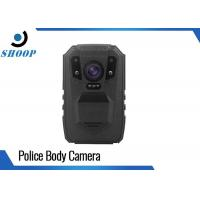 Buy cheap Wireless Police Wearing Body Cameras 3200mAh Battery Capacity With GPS Laser from Wholesalers