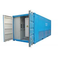 Buy cheap Blue Resistive Reactive Load Bank F Class With Short Circuit Protection from Wholesalers