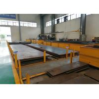 China Alloy Steel SA387gr11cl2 Boiler Plates / Steel Board Low Temperature Impacting Test factory