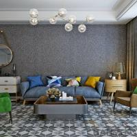 China High-end Natural Mica Interior Wallpaper for Interior Wall Design on sale