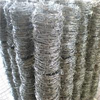China barb wire/fake barbed wire/barbed wire cost per roll/how much does barbed wire cost/barbed wire fence accessories factory