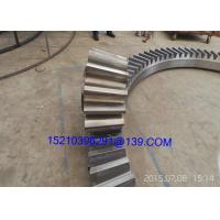 Buy cheap High Precision Hardening Straight Bevel Gears For Heavy Duty Machine Parts from Wholesalers
