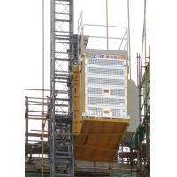 Buy cheap Efficient Durable Construction Hoist Elevator SC200BZ With Variable Frequency Drive from Wholesalers
