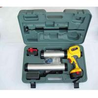 China 310ml cartridge electric caulking gun(BC-E1409Y-310ml) factory