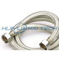 Buy cheap High Durability Stainless Steel Braided Sleeving High Temperature Resistant from Wholesalers