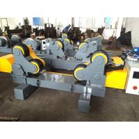 Buy cheap 20 T Self Adjust Pipe Support Rollers With Motorized Moving Motor from wholesalers