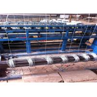 Buy cheap 1.8m Hot Dipped  Galvanized Steel Mesh Fence  For Grassland  Durable  50m Or 100m / Roll from Wholesalers