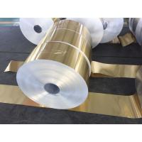 Buy cheap Color Painted Aluminum Coil 60 - 1250MM Width / 0.18MM Blue Coated Aluminium Coil from Wholesalers