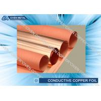 China Electrolytic Conductive Copper Foil Shielding , ED Copper Foil 1290mm factory