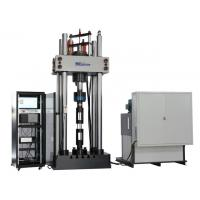 China PLW-1000 Electro-hydraulic Servo Fatigue Testing Machine for Strand Anchor Fatigue Test factory