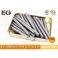 Buy cheap High Purity Carbon Graphite Rods Bulk Density Low Ash Content Various Small Size from Wholesalers