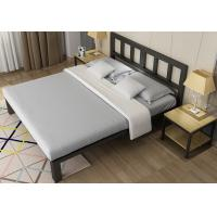 Buy cheap European style iron bed  single bed Mediterranean princess bed iron bed iron bed frame from Wholesalers