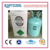 China Air Conditioner Refrigerant Gas R134a Replaced R22 Packed In 30lb Cylinder on sale