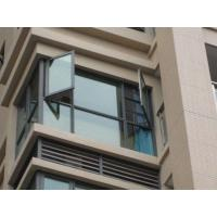 China Soundproof Aluminum Casement Windows Weather Resistance For Residential factory