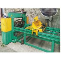 Buy cheap Manual / Automatic Galvanized Wire Spot Welding Machine / Reinforcing Mesh Machine from Wholesalers
