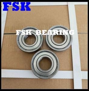 China Miniature 6204 ZZ 80204 Motor Bearing Water Pump Bearing Chrome Steel / Carbon Steel on sale