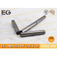 Buy cheap Welding Carbon Graphite Rods , 8mm X 200mm Stirring Spot Welding Pure Graphite Rod from Wholesalers