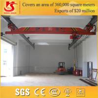 workshop and factory bridge crane underhung overhead crane
