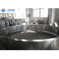 China WB36 Carbon Steel Forgings Ring Forged Shaft for Pressure equipment factory