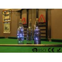 Buy cheap Fashionable Wine Bottle Led Lights , Wine Bottle Lights Battery Operated from Wholesalers