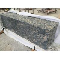 Buy cheap Professional Custom Granite Kitchen Countertops 2400 X 600mm For Apartment from Wholesalers