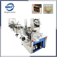 China 10ml middle speed eye drop filling and capping machine line with GMP factory