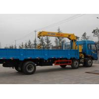 China Durable XCMG Raise And Down Truck Loader Crane Lift , 15.7 T.M 40 L/min factory