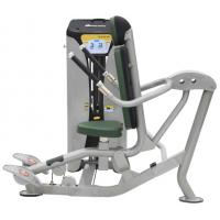 China Silver color Hoist Fitness Seated Dip machine  for  gym center factory