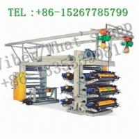 Buy cheap 6 Colors PP Woven Bag Flexographic Printing Machine Automatically High Speed from Wholesalers